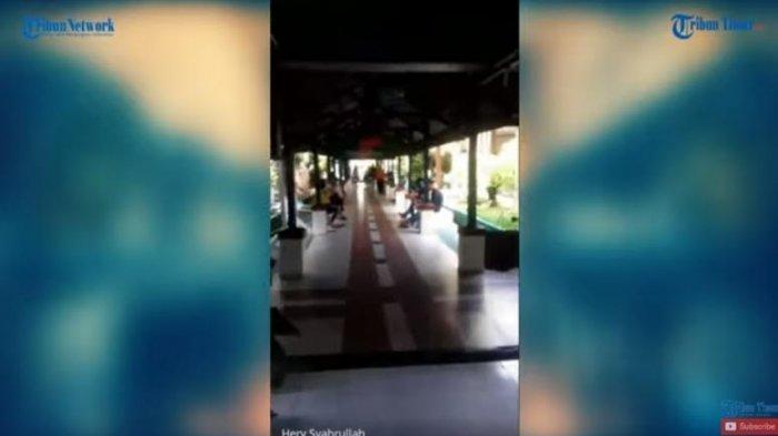 VIDEO: Kondisi RSUD Lasinrang Sepi, Angka Pasien Dirawat Turun Selama Pandemi