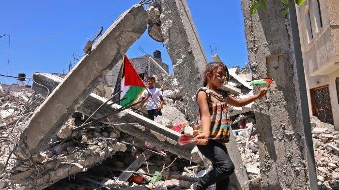Kondisi Terkini Palestina Setelah 11 Hari Perang Hamas dan Israel, Penduduk Dapat Masalah Baru