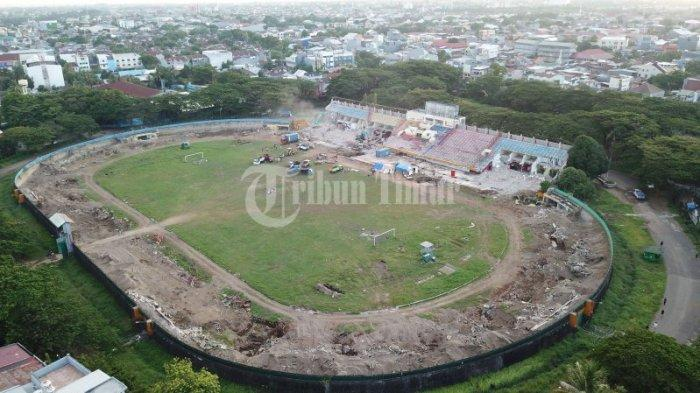 Soal Pembangunan Stadion Mattoanging, Danny: Ini Perintah, Evaluasi Segera!