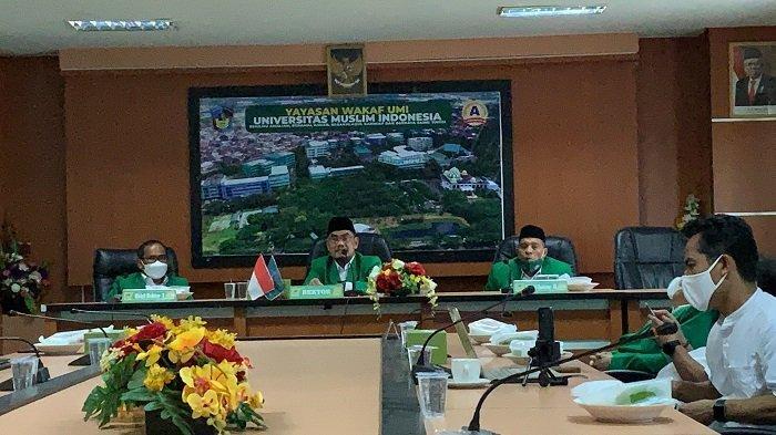 Satu-satunya di Luar Pulau Jawa, UMI Raih Akreditasi Unggul