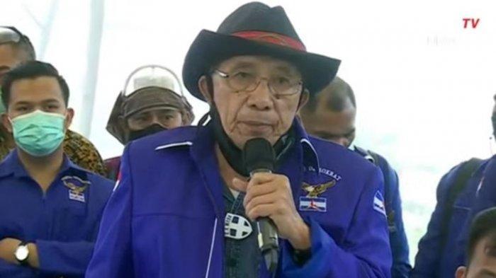Diungkap Andi Arief Kader Senior Partai Demokrat Tersambar Petir Saat Konferensi Pers di Hambalang