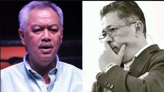 Host ILC TV One Karni Ilyas Wawancarai Tommy Winata Bahas Rumor Mafia, Bos Narkoba dan Bisnis Haram