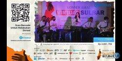 Konser Amal Virtual Sulbar Humanicoustic Kumpul Donasi Rp 22 Juta