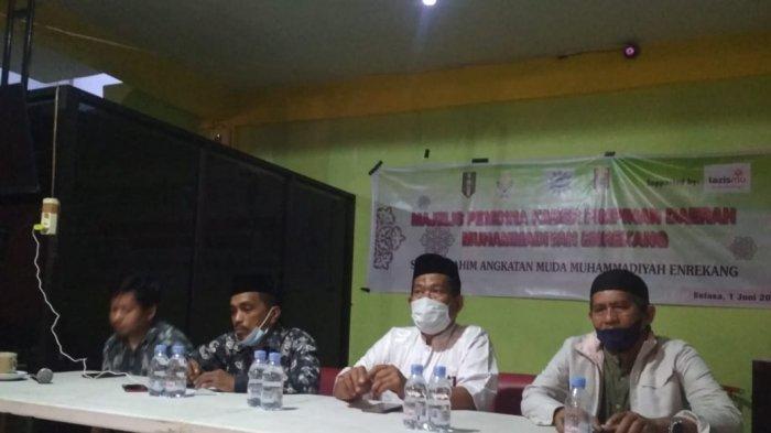 Perkuat Ideologi Kader, AMM Enrekang Gelar Konsolidasi