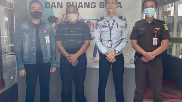 Divonis 1 Tahun 6 Bulan, Konsultan Proyek Peningkatan PKM Tosora Wajo Ditahan di Lapas Makassar