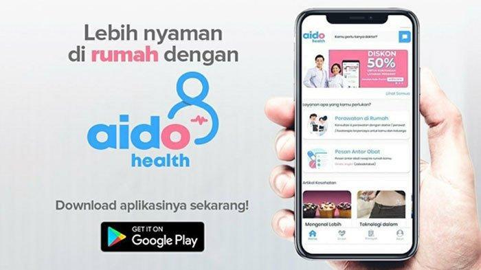 Konsultasi Dokter Online dengan Aido Health