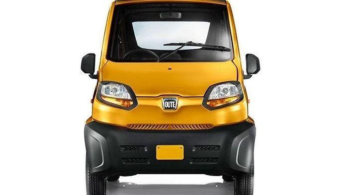 Mobil Mungil 4 Penumpang Tak Kehujanan Pakai Ac Harga Rp 60 Juta Dan Bensin Mirip Yamaha Nmax Tribun Timur