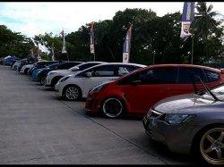 Smoopy Auto Club Gelar Kontes Mobil di Jalur Dua Pinrang, Ini Kriterianya