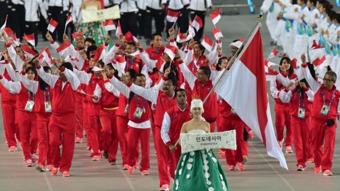 Indonesia Dilarang Kibarkan Bendera di Ajang Olahraga Internasional Kecuali Olimpiade, Ini Alasannya