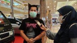 Grand Mall Maros Jadi Percontohan Penerapan Protokol Kesehatan Covid-19