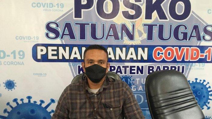 Positif Covid-19 di Barru Bertambah Dua Orang, 1 Pasien Dirujuk ke Makassar