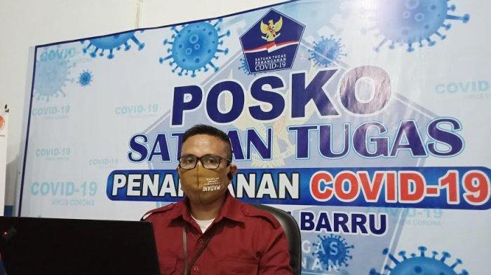 Ada Tiga Tambahan Pasien Positif Covid-19 di Barru, Kasus Aktif  51 Orang