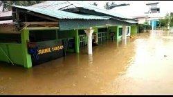 Sudah 10 Desa/Kelurahan Terendam Banjir di Luwu, Ketinggian Air Satu Meter
