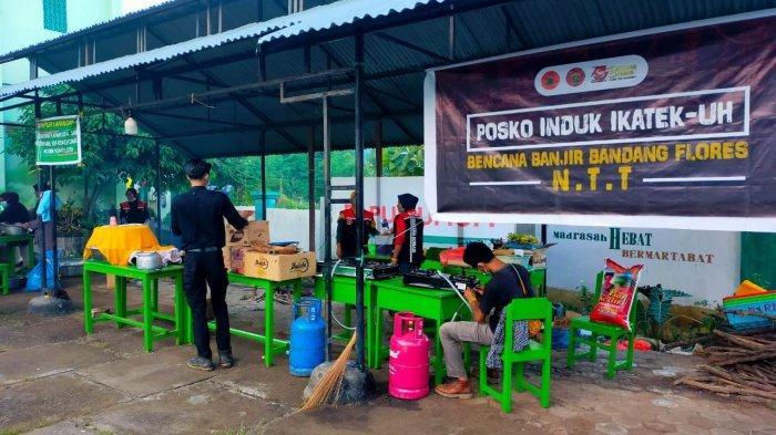 Tim Reaksi Cepat Ikatek Unhas Buka Dapur Umum di Lokasi Banjir NTT, Suplai208 Pengungsi Waiwerang - korban-banjir-ntt.jpg