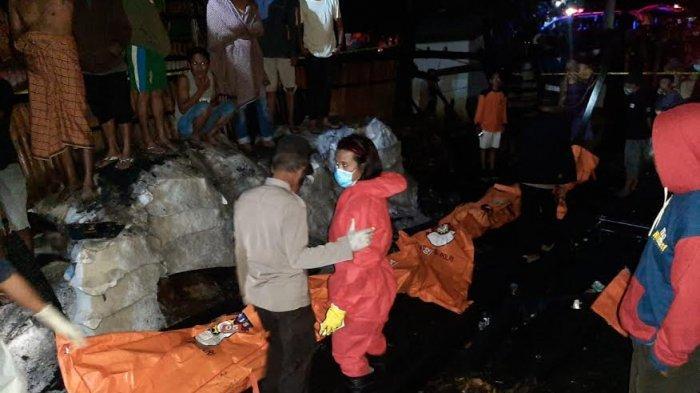 Kronologi Kebakaran di Bulloe Jeneponto, Korban Sempat Teriak Minta Tolong
