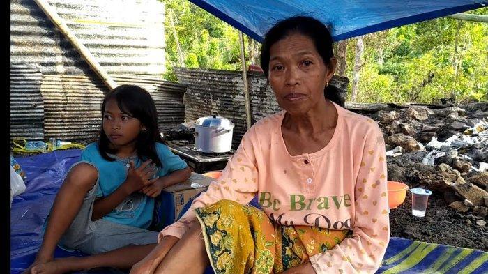 Korban Kebakaran di Banyorang Bantaeng: Tidak Ada Tersisa, Hanya Baju yang Saya Pakai
