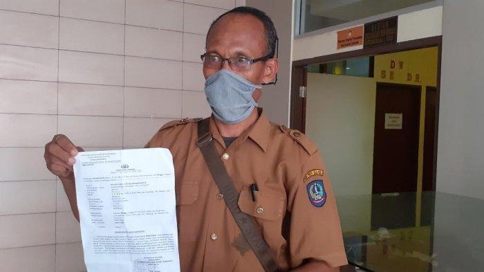 Rumahnya Dibobol Maling, Warga Jeneponto Ini Melapor ke Polisi