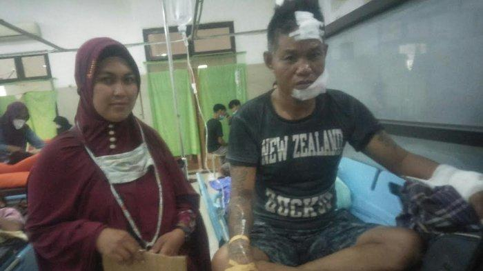 Pelaku Pemarangan di Bontomarannu Gowa Menyerahkan Diri ke Polisi