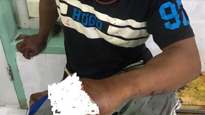 Dua Kelompok Warga di Majene Terlibat Perkelahian, Sejumlah Luka-luka dan Dilarikan Rumah Sakit