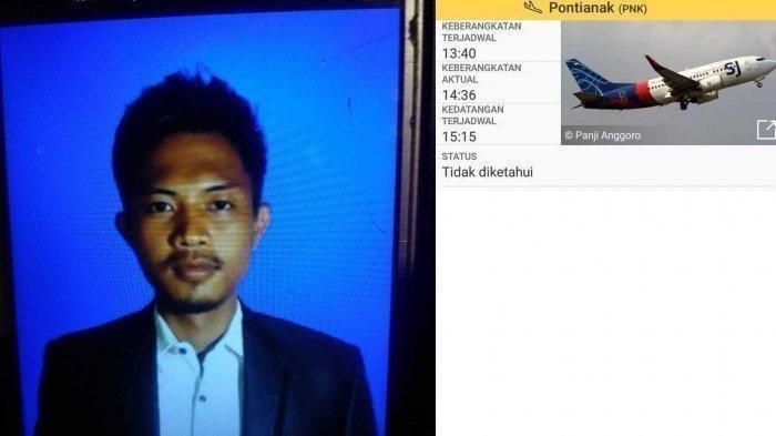 Tak Lagi Ketemu, Korban Sriwijaya Air Jatuh Rion Yogatama 'Temui' Anak Lewat Mimpi, Begini Pesannya