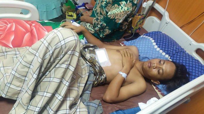 Kondisi Terkini Rangga, Remaja Bantaeng yang Kena Busur di Bonto Atu