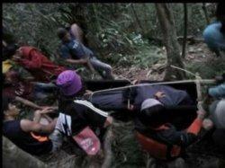 Pendaki yang Meninggal di Gunung Latimojong Enrekang Sempat Mengeluh Tak Enak Badan