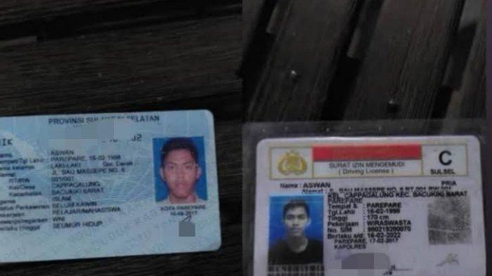 Pelaku Tabrak Lari Mahasiswa IAIN Parepare di Jalan Poros Pinrang Ditangkap Polisi