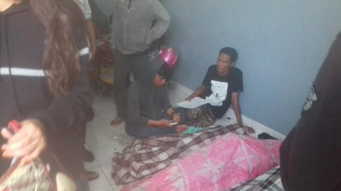 Kapal Tenggelam di Perairan Makassar, 22 Selamat, 13 Meninggal, Delapan Masih Pencarian