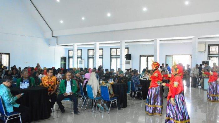 Pemkab Sidrap Apresiasi Seminar Kota Sehat untuk Dukung Perkembangan Prestasi Kota