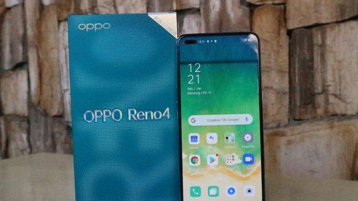 3 Varian Oppo Reno4 Ini Turun Harga Agustus 2021 di Erafone, Cashback Sampai Rp 300.000