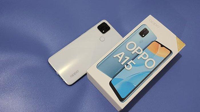 Harga Terbaru Oppo A15 & Oppo A15s September 2021, Terlaris dan Termurah dari Oppo, Spesifikasi
