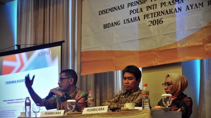 FOTO: Diskusi dengan Peternak, KPPU Bahas Diseminasi Pernjanjian Kemitraan Pola Inti Plasma