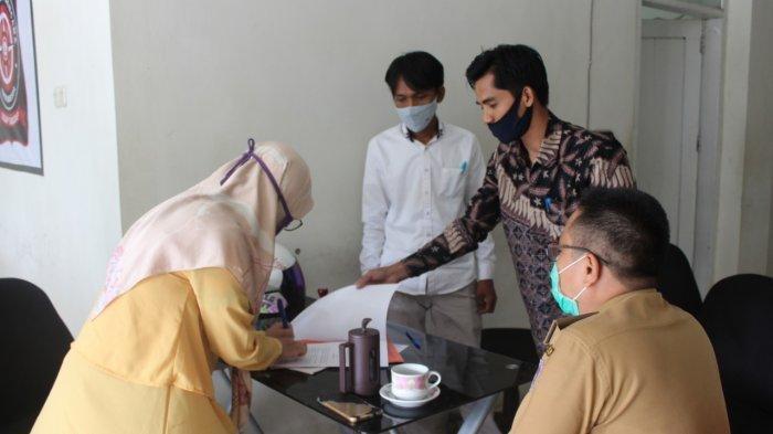 Fokus Pada Pemilih Disabilitas, KPU Teken Kerjasama Dengan Dinsos Enrekang