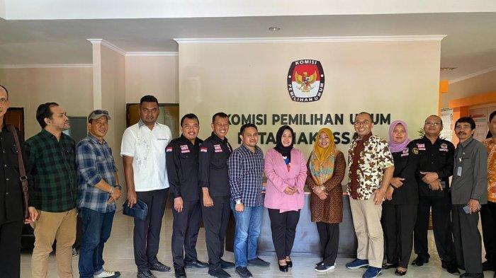 KPU Semarang Study Banding ke Makassar, Bahas Masalah Kolom Kosong