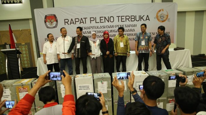 Appi-Cicu Masih Punya Hak Konstitusional, KPU Makassar: Silakan!