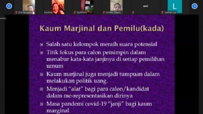 Citizen Reporter: KPU Makassar Sosialisasi Pendidikan Pemilih untuk Masyarakat Marginal