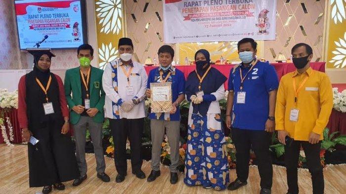 Komisi Pemilihan Umum (KPU) Kabupaten Maros, menetapkan pasangan AS Chaidir Syam-Suhartina Bohari sebagai paslon terpilih pada Pemilihan Bupati dan Wakil Bupati kabupaten Maros 2020.