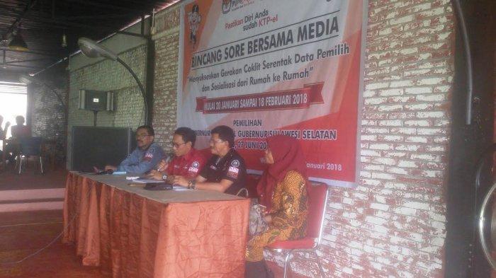 KPU Soppeng Bakal Kurangi Anggota PPK, Kok Bisa?