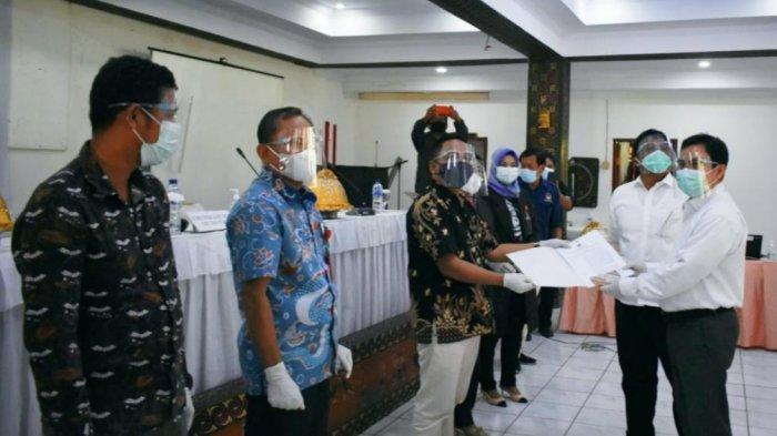 BREAKING NEWS: KPU Tetapkan Theo-Zadrak Paslon Terpilih Pilkada Tana Toraja