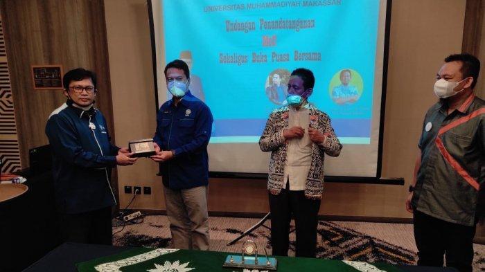 Unismuh Teken MoU Sukseskan Program Kredensial Mikro Mahasiswa Indonesia