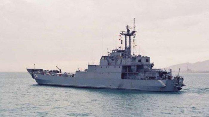 Kronologi Tenggelamnya Kapal Perang Milik TNI di Perairan Maselembo, Kondisi Terkini 54 ABK