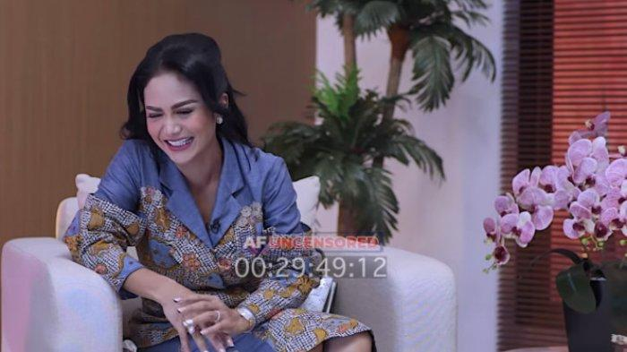 Krisdayanti Blak-blakan Segini Gaji Anggota DPR RI per Bulan, Ibunda Aurel: Mohon Maaf Para Senior!