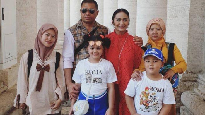 Ada Apa? Krisdayanti Belum Sebulan Dilantik Anggota DPR, Raul Lemos Curhat Soal Perselingkuhan