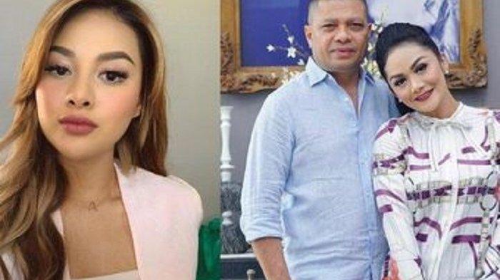 Bantah Ada Konflik, Krisdayanti Sebut Raul Lemos Sayang 1.000 Persen kepada Aurel & Azriel