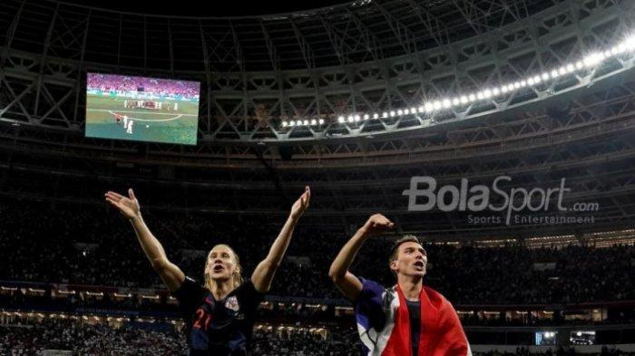 Jadwal Lengkap dan Head to Head Final Piala Dunia 2018 Prancis vs Kroasia: Siapa Juara!