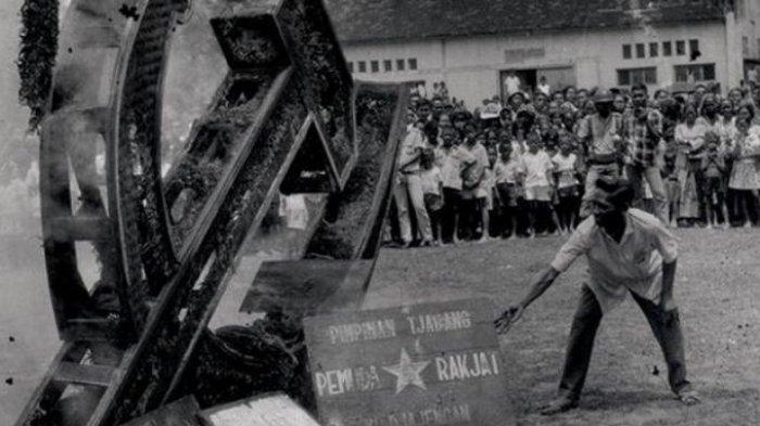 KRONOLOGI & Detik-detik G 30 S PKI hingga 7 Jenderal Dibunuh Lalu Mayatnya Dibuang ke Lubang Buaya