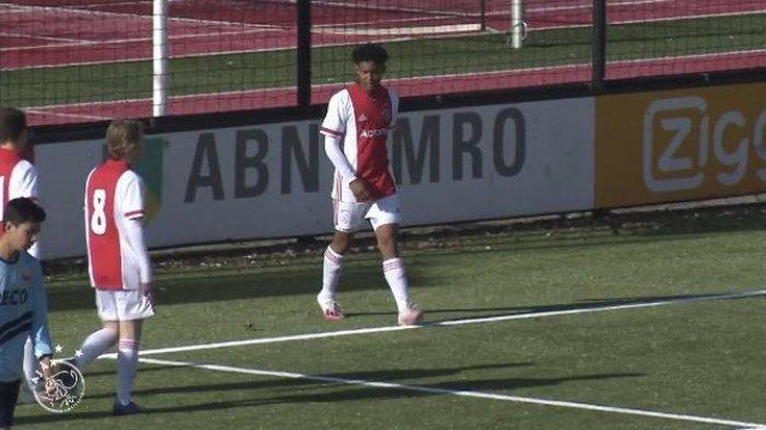 Kronologi Kecelakaan yang Tewaskan Noah Gesser Pemain Muda Ajax Amsterdam Keturunan Indonesia
