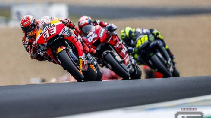 Hasil FP3 Jelang Kualifikasi MotoGP Jepang 2019 Sirkuit Motegi, Danillo Petrucci 1, Marc Marquez 2