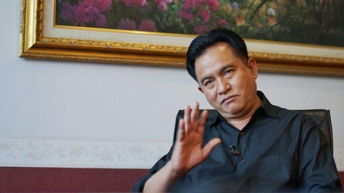 Pakar Hukum Yusril Ihza Mahendra Tolak Bantu Pemimpin FPI HRS, 'Silakan Kontak Prabowo Subianto'