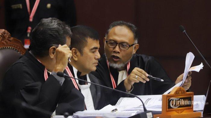 Sidang Ketiga Sengketa Pilpres 2019, Prabowo-Sandi Cabut Bukti Form C1 yang Disetor ke MK, Ada Apa?